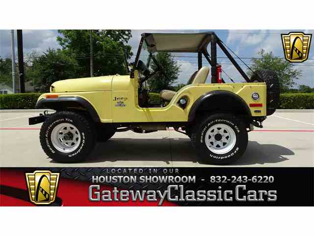 Picture of '73 CJ5 - NEWH