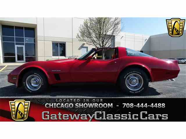 Picture of '82 Corvette - NEWK