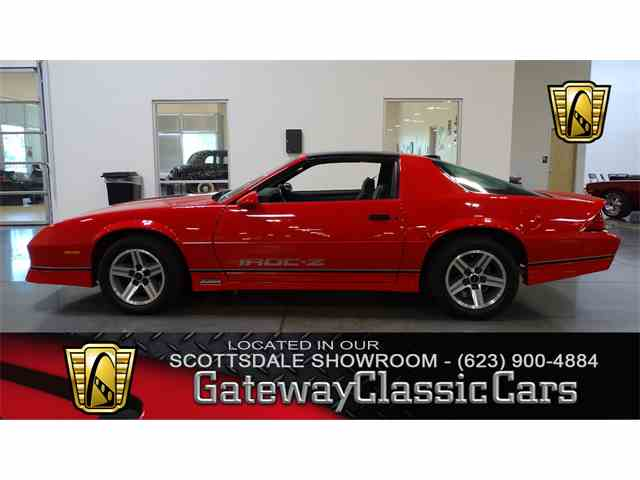 Picture of 1986 Camaro - $31,995.00 Offered by  - NEWQ