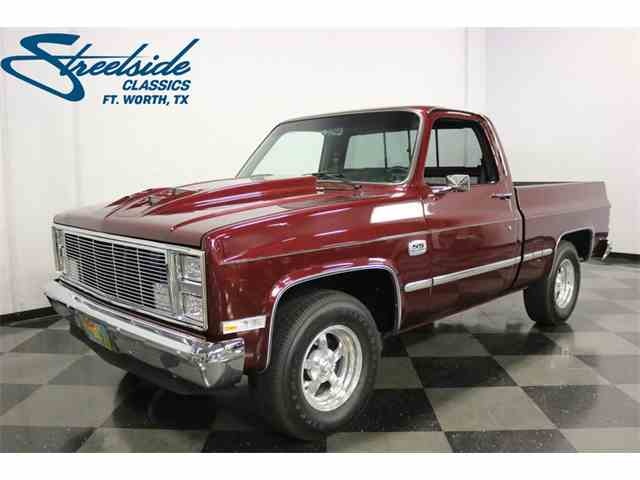 1984 To 1986 Chevrolet C10 For Sale On Classiccars Com