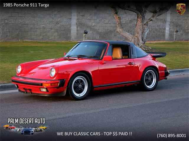 Picture of '85 911 - NEX8