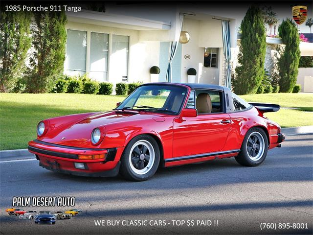 Picture of 1985 Porsche 911 located in California - NEX8