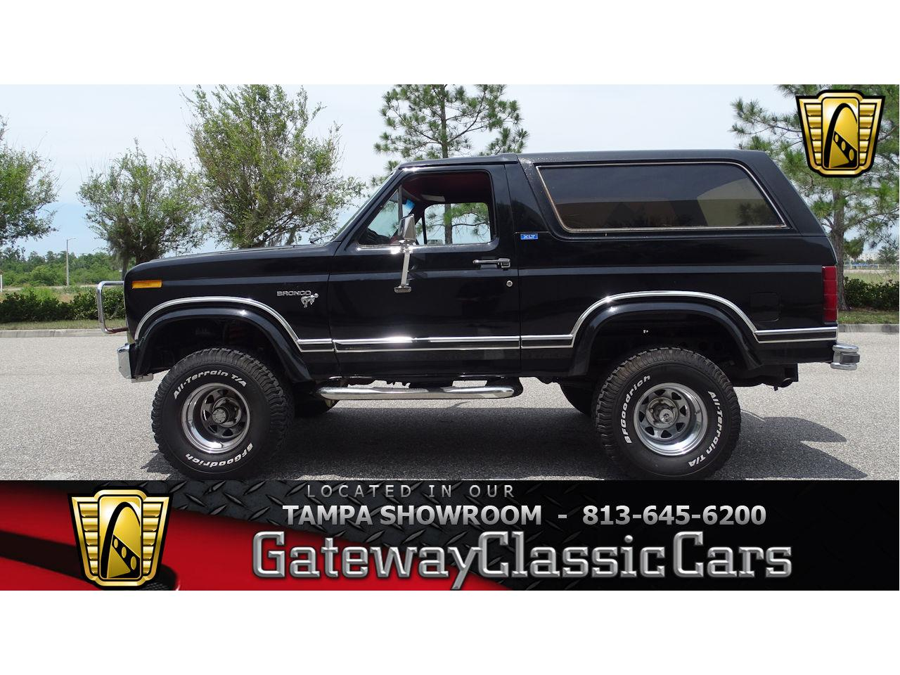 Large picture of 1980 ford bronco 15995 00 offered by gateway classic cars tampa