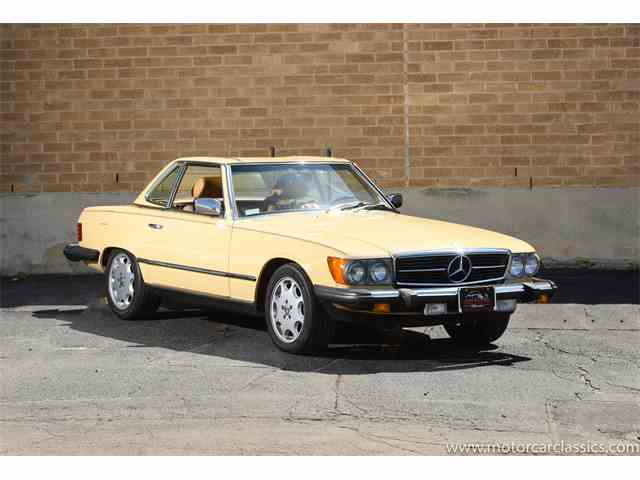 Picture of 1982 380SL located in New York Offered by  - NEY0