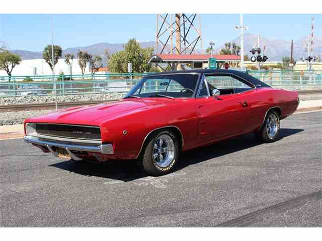 Picture of '68 Charger - NEY5