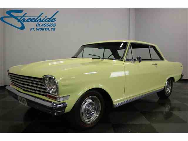 Picture of Classic '63 Nova located in Texas - $26,995.00 Offered by  - NEYT