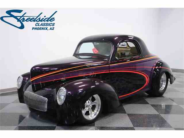 Picture of 1941 Willys Coupe - $89,995.00 Offered by  - NEYW