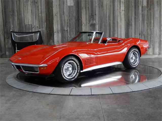 Picture of '70 Corvette - NEZ6