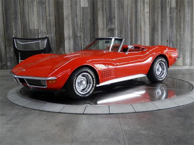 Picture of '70 Corvette - NEZ6
