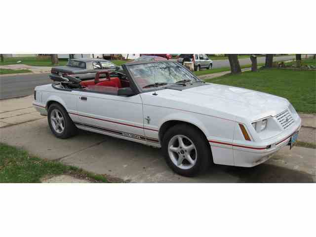Picture of '84 Mustang - NF06