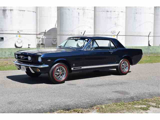 Picture of '66 Mustang - ND8U