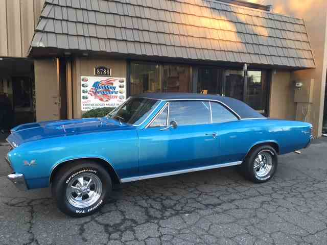 Picture of '67 Chevelle SS - NF0C