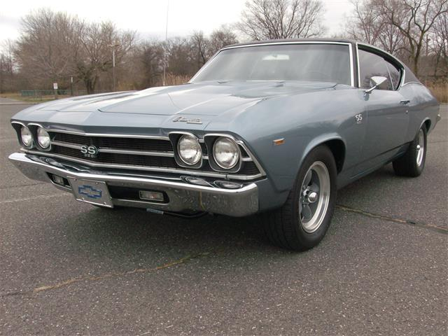 Picture of Classic '69 Chevelle SS located in New Jersey - $100,000.00 - NF0S