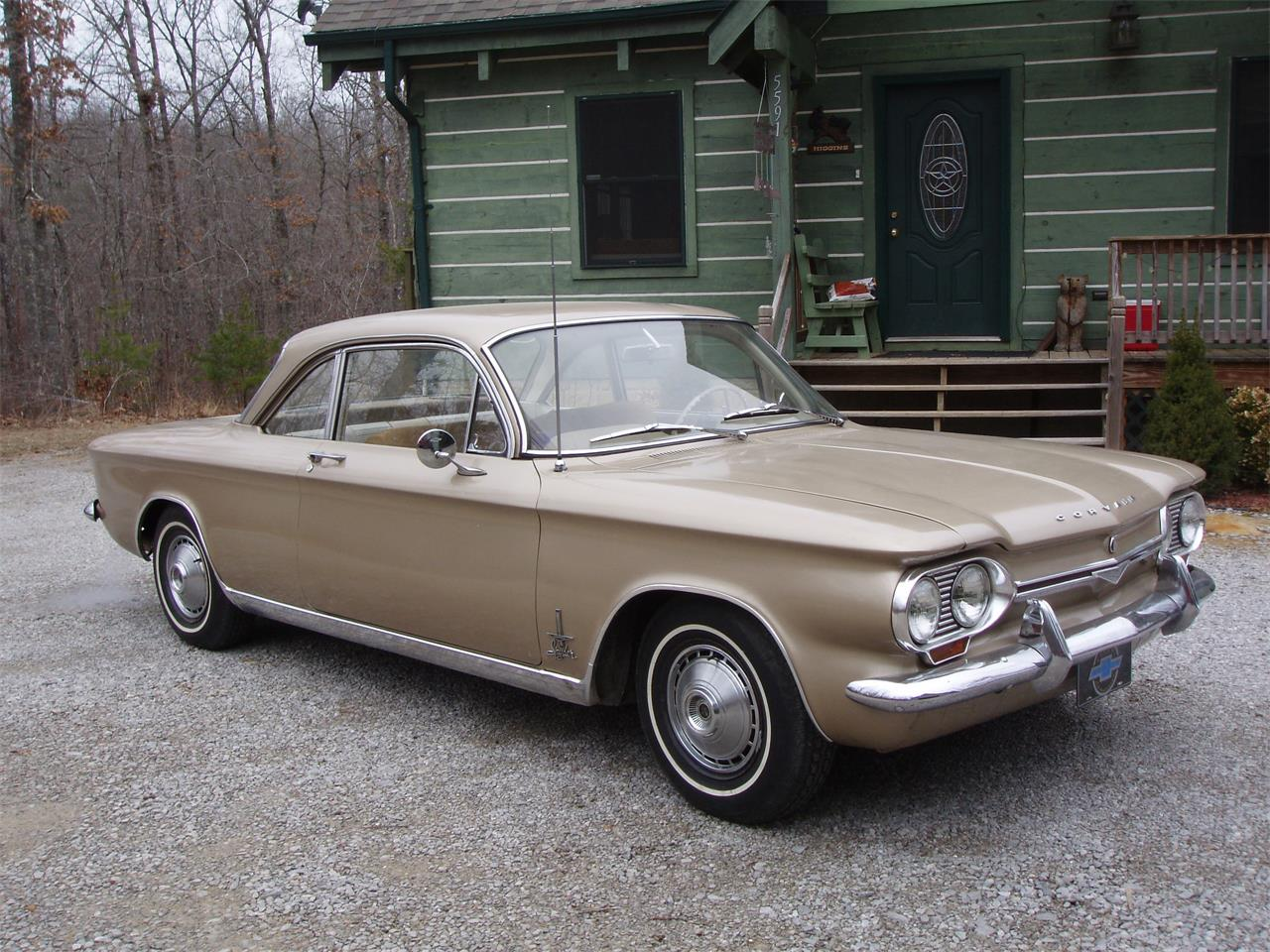 Large Picture Of 64 Chevrolet Corvair Monza Located In Tennessee 8 900 00 Nf0t
