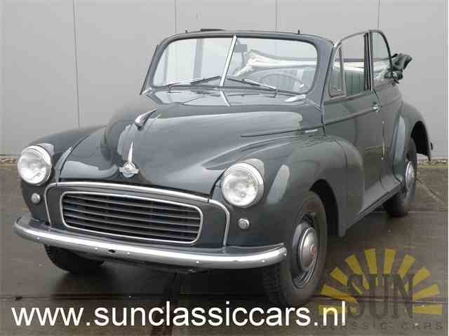 Picture of '56 Minor - ND8Y