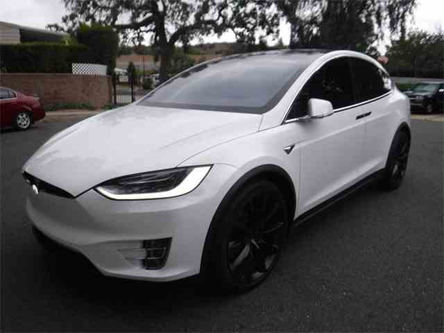 Picture of '17 Model X - NF1V