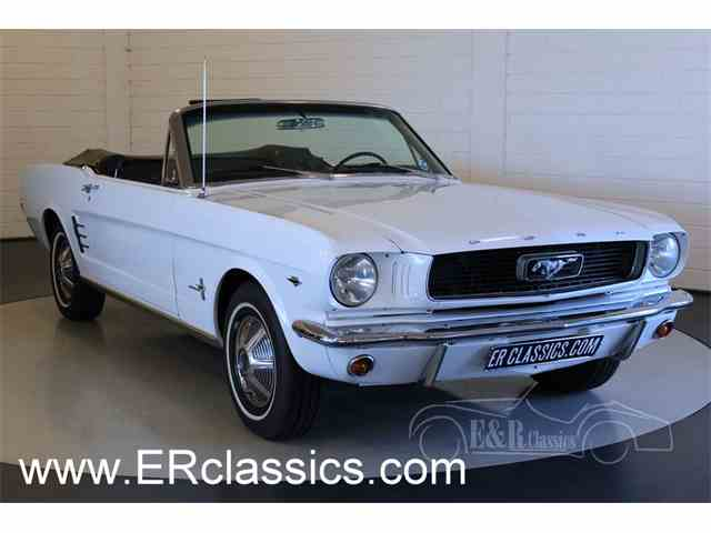 Picture of '66 Mustang - NF20