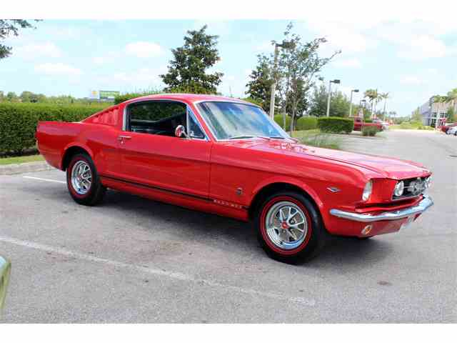 Picture of '65 Mustang - NF29