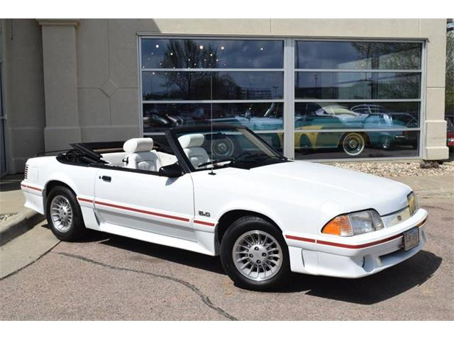 Picture of '88 Mustang - NF2K