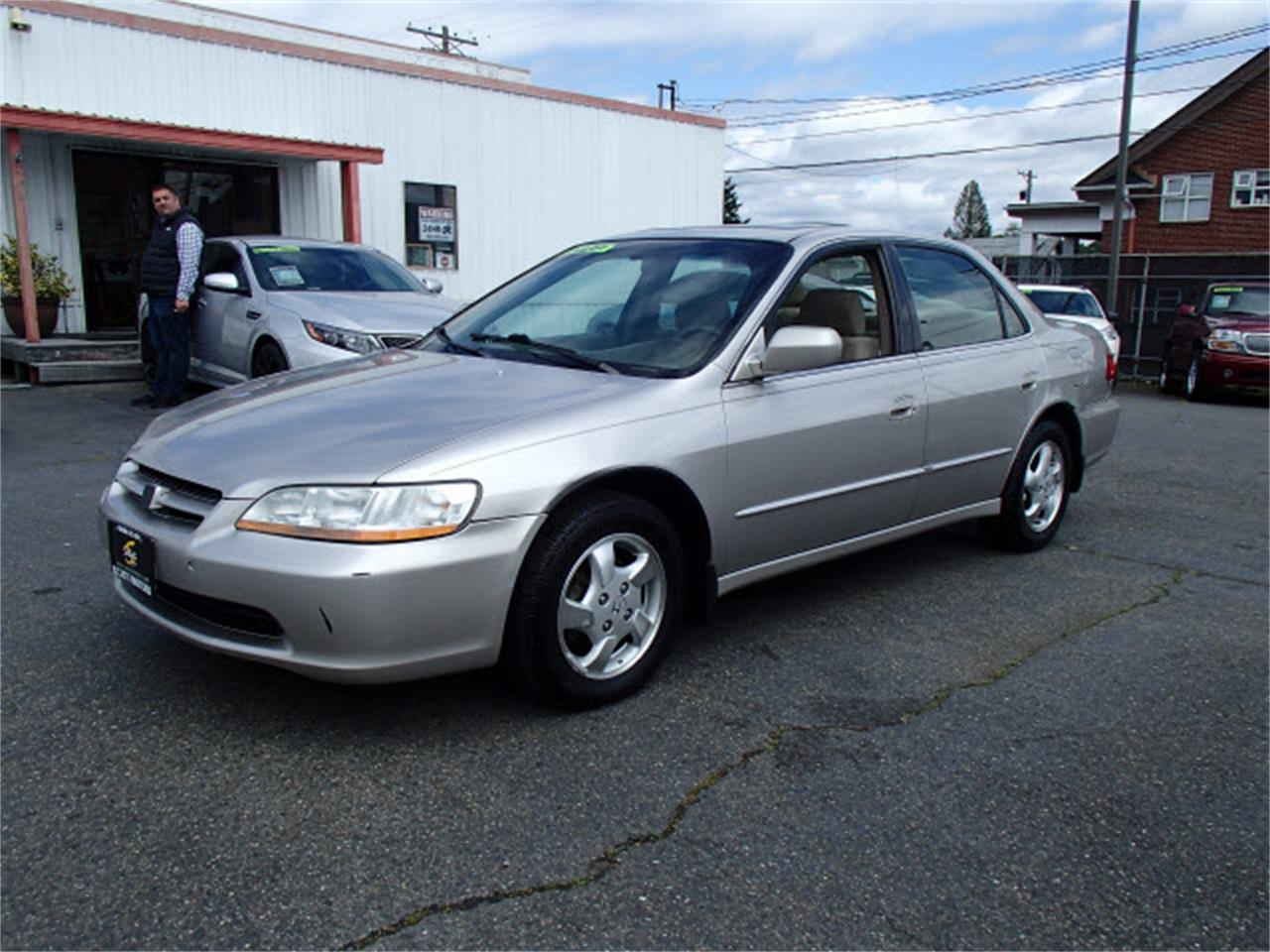 Large Picture Of 99 Honda Accord Located In Tacoma Washington