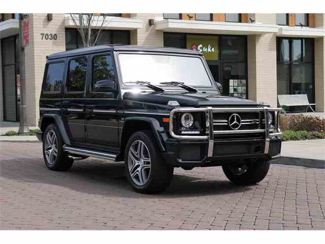 Picture of '17 G-Class - NF2Q