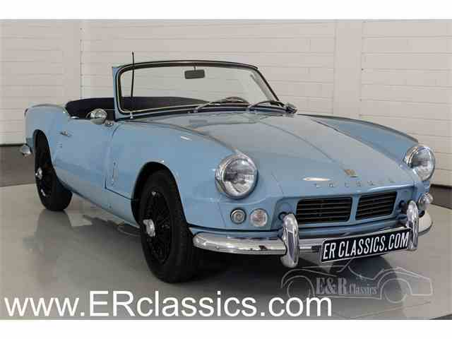Picture of Classic 1967 Triumph Spitfire located in Noord Brabant - $32,150.00 - NF2V