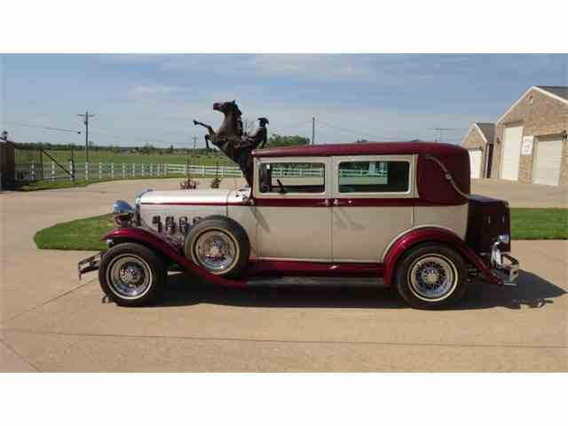 Picture of Classic '30 Hudson Great Eight located in Colcord Oklahoma - $44,000.00 Offered by  - NF34