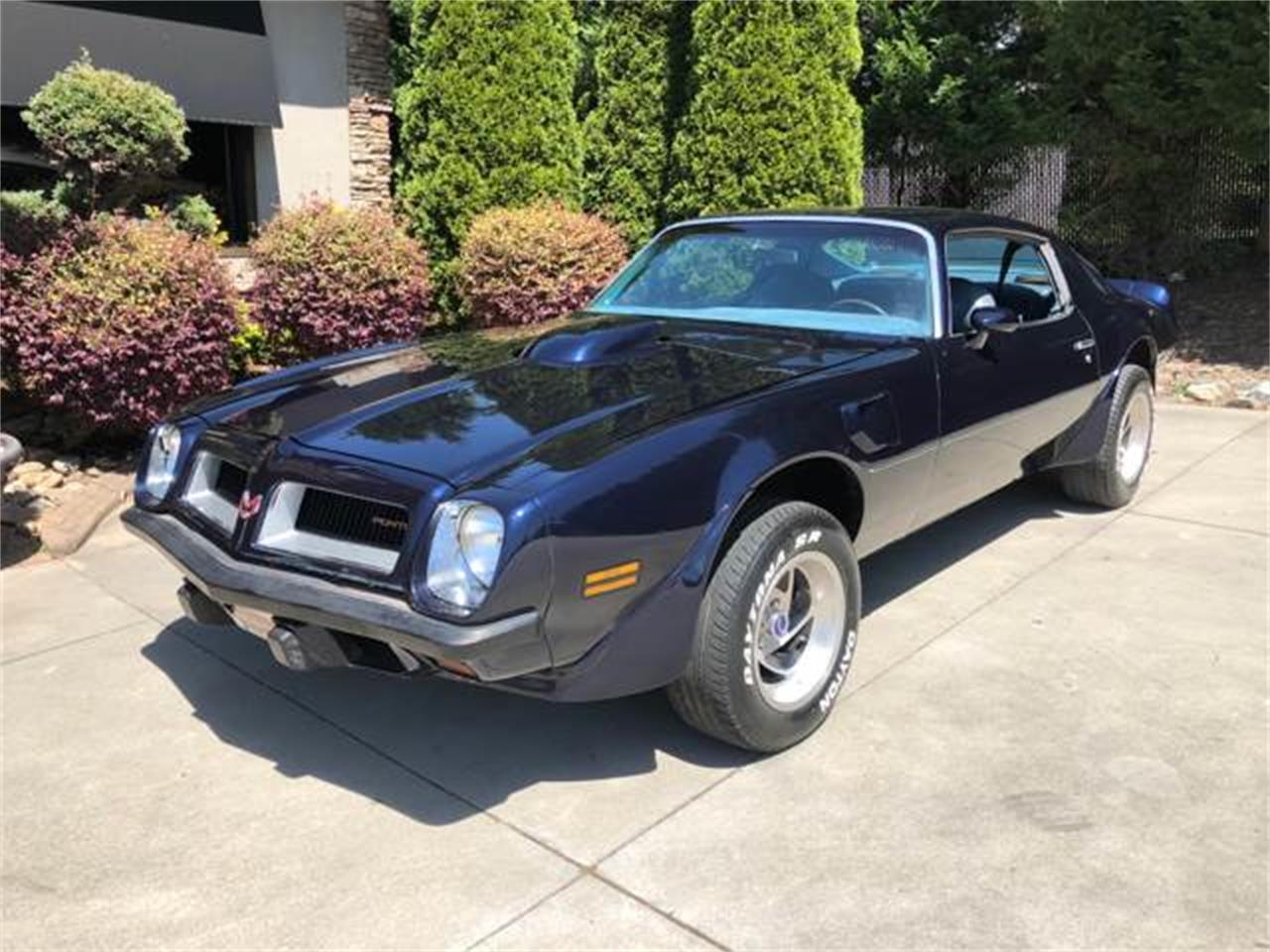 1974 Pontiac Firebird Trans Am for Sale   ClassicCars.com   CC-1092641