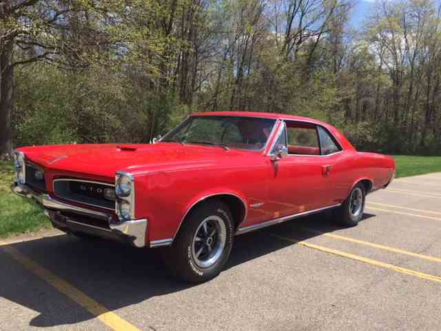 Picture of '66 GTO - NF3B