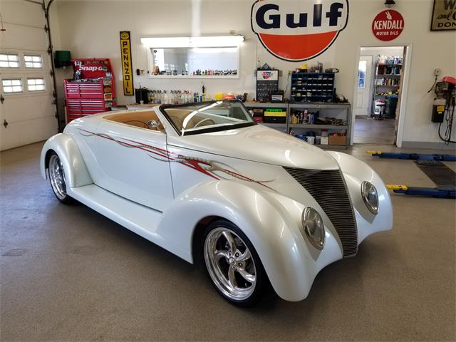 Picture of '37 Coupe - NF3E