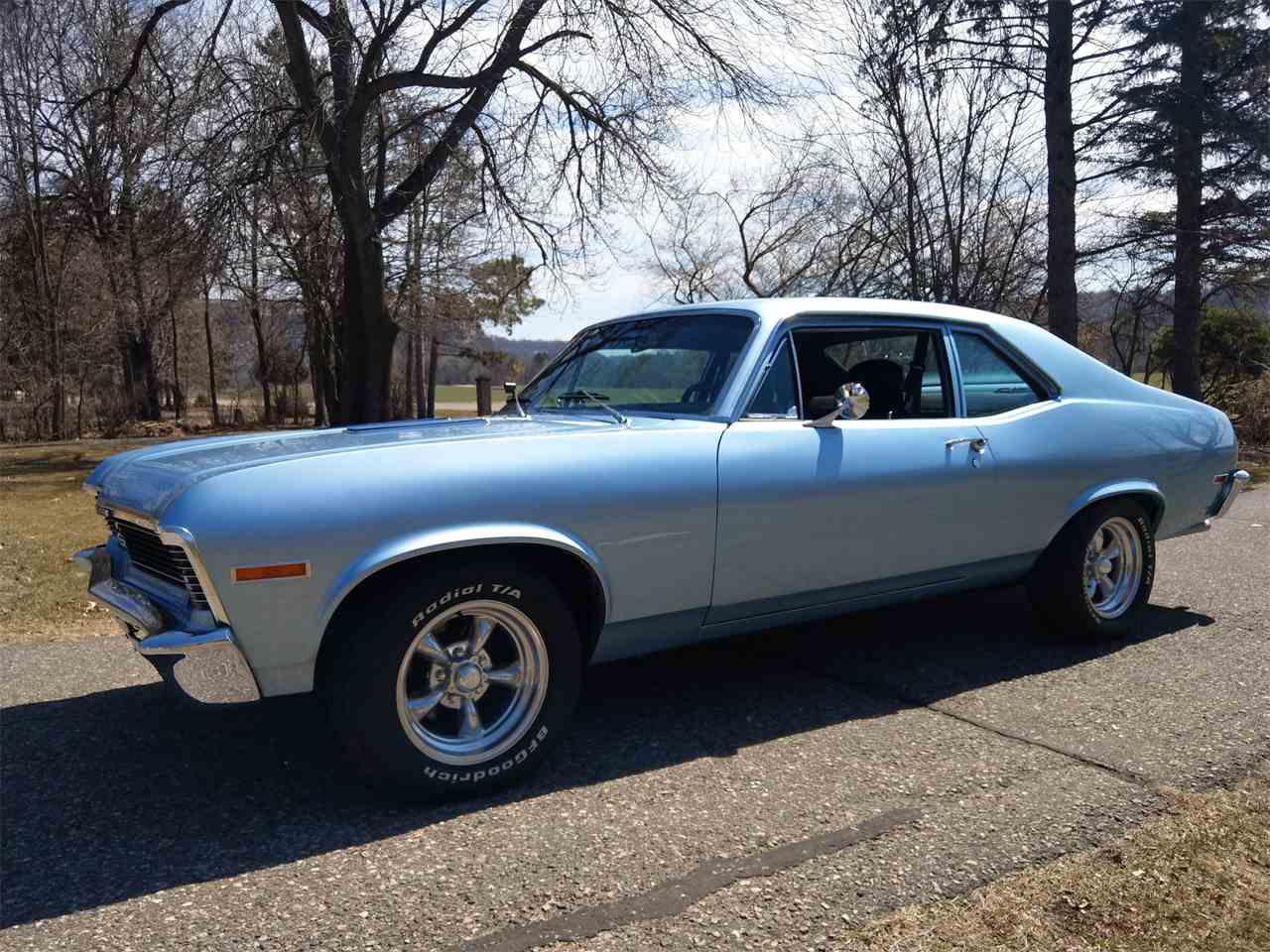 Large Picture of '72 Nova - NF3L