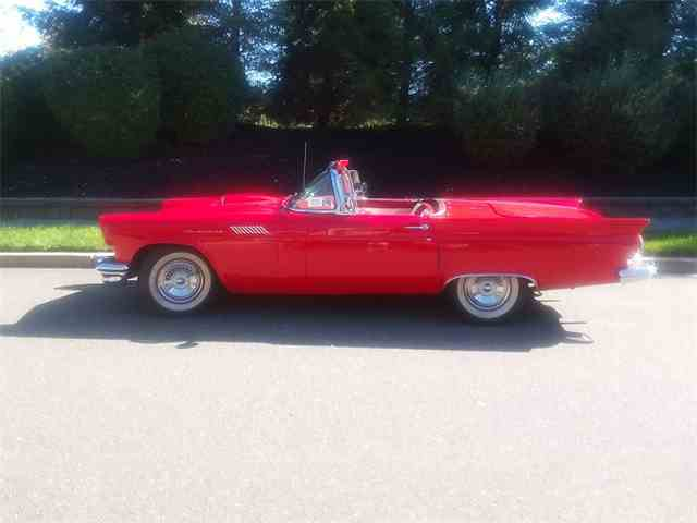 Picture of 1957 Ford Thunderbird - NF3T