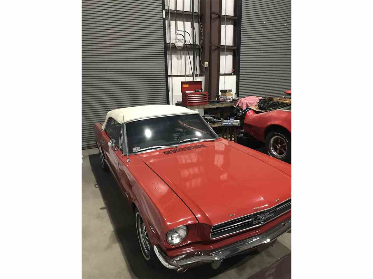 Large Picture of '65 Mustang - NF3X
