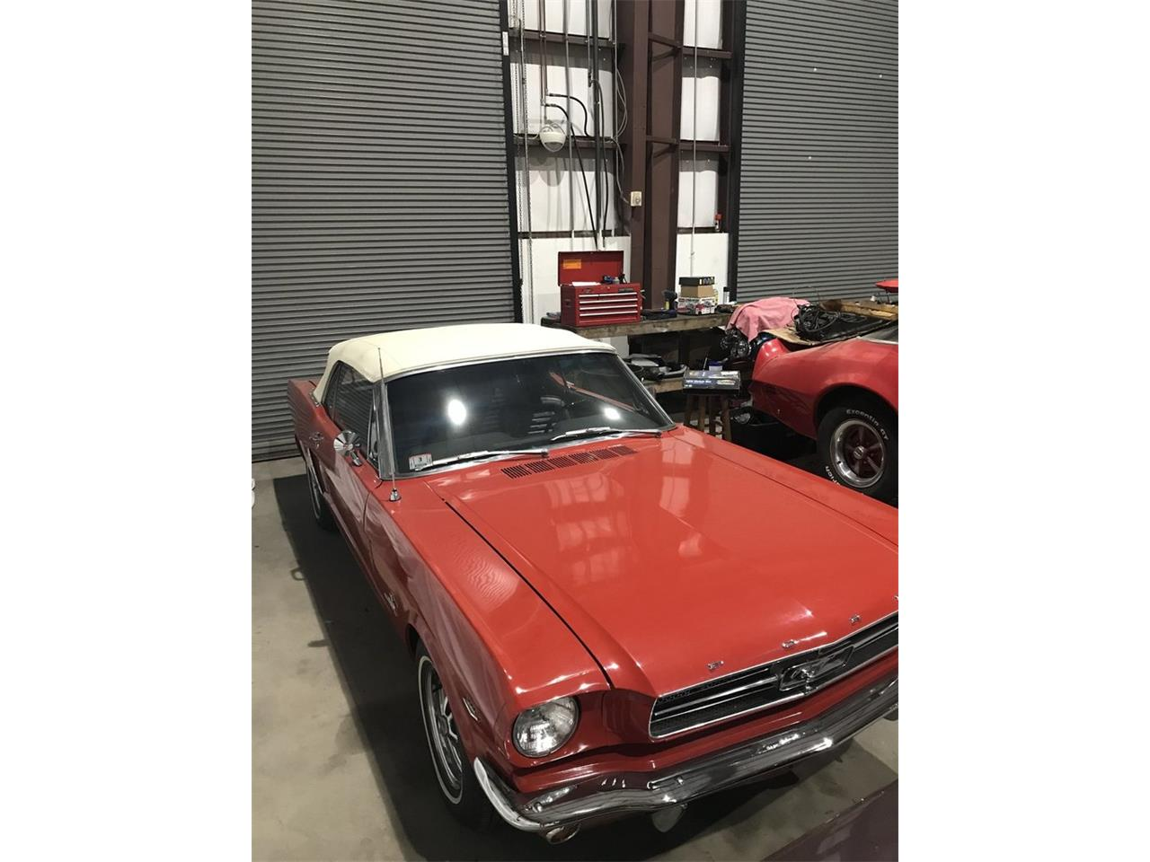 Large Picture of 1965 Mustang located in Punta Gorda Florida Auction Vehicle Offered by Premier Auction Group - NF3X