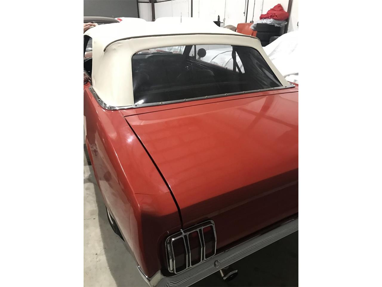Large Picture of 1965 Mustang located in Punta Gorda Florida - NF3X