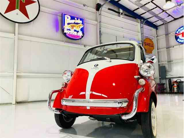 1955 to 1957 BMW Isetta for Sale on ClassicCars.com