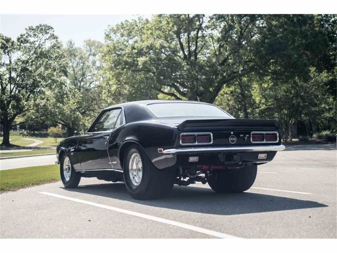 Large Picture of '68 Camaro - NF47