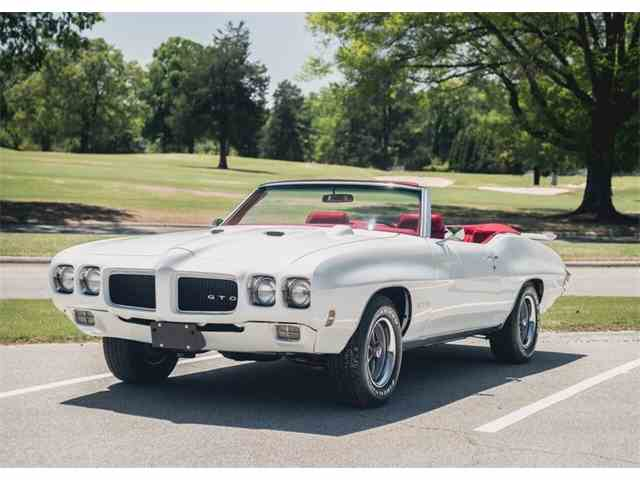Picture of 1970 Pontiac GTO - NF48