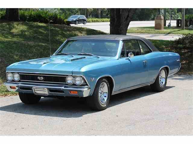 Picture of '66 Chevelle located in Florida Auction Vehicle Offered by  - NF4B