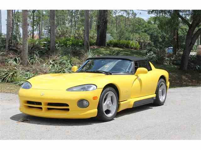 Picture of 1995 Viper located in Florida Auction Vehicle - NF4J