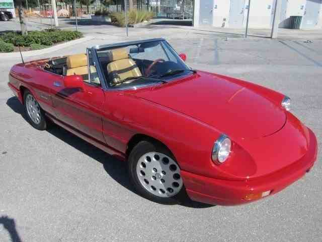 Picture of '91 Spider - NF4L