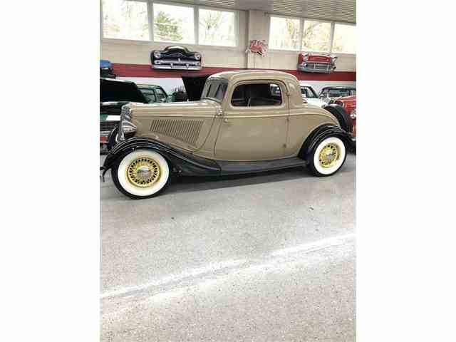 Picture of '34 3-Window Coupe - NF4W
