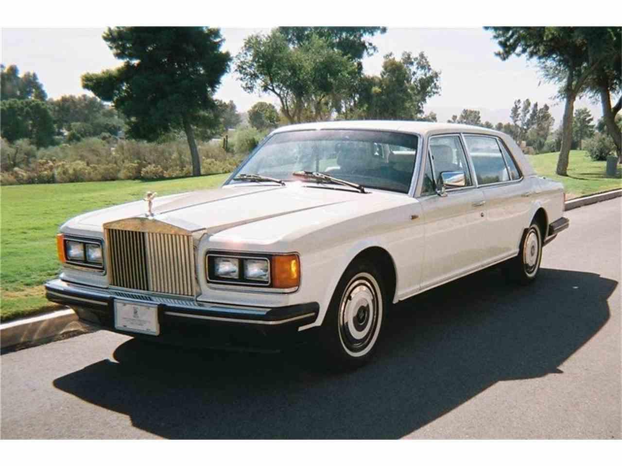 1988 Rolls-Royce Silver Spur for Sale | ClicCars.com | CC-1092708