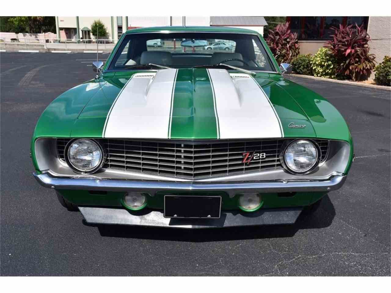 Large Picture of '69 Camaro Z28 Offered by Premier Auction Group - NF59