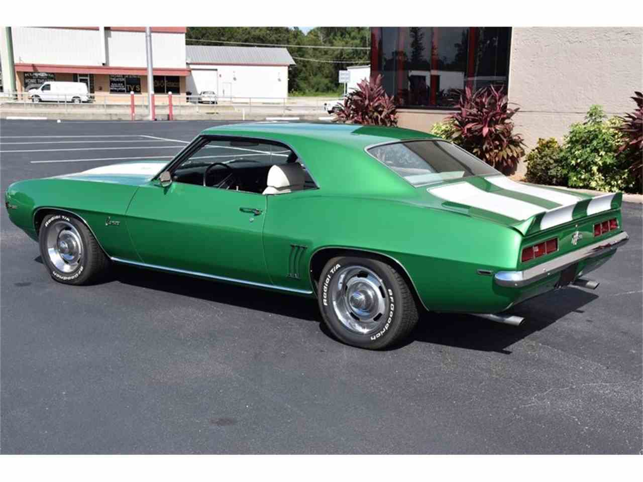 Large Picture of Classic 1969 Camaro Z28 Auction Vehicle Offered by Premier Auction Group - NF59