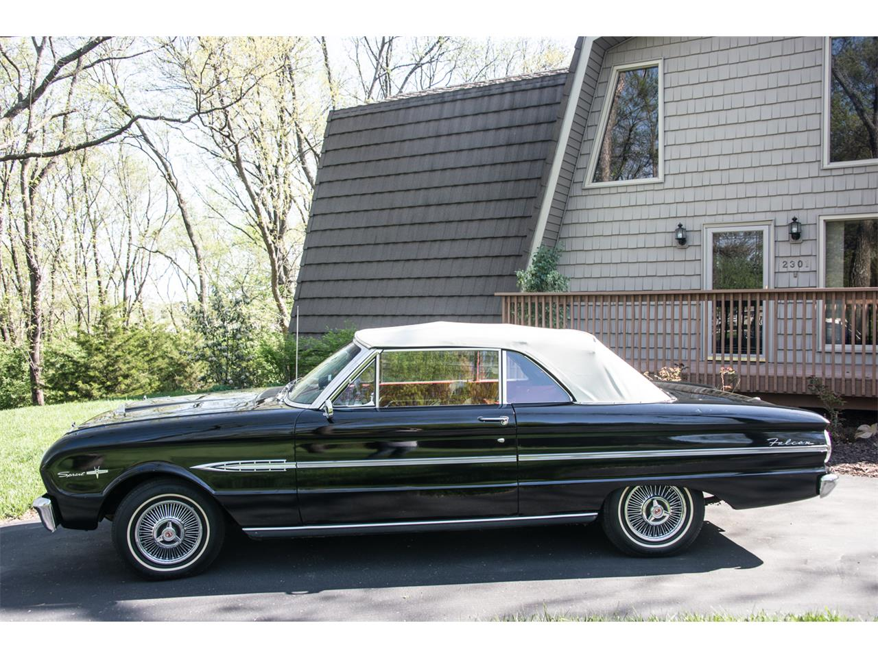 Large picture of 1963 ford falcon 23500 00 offered by a private seller nd9c