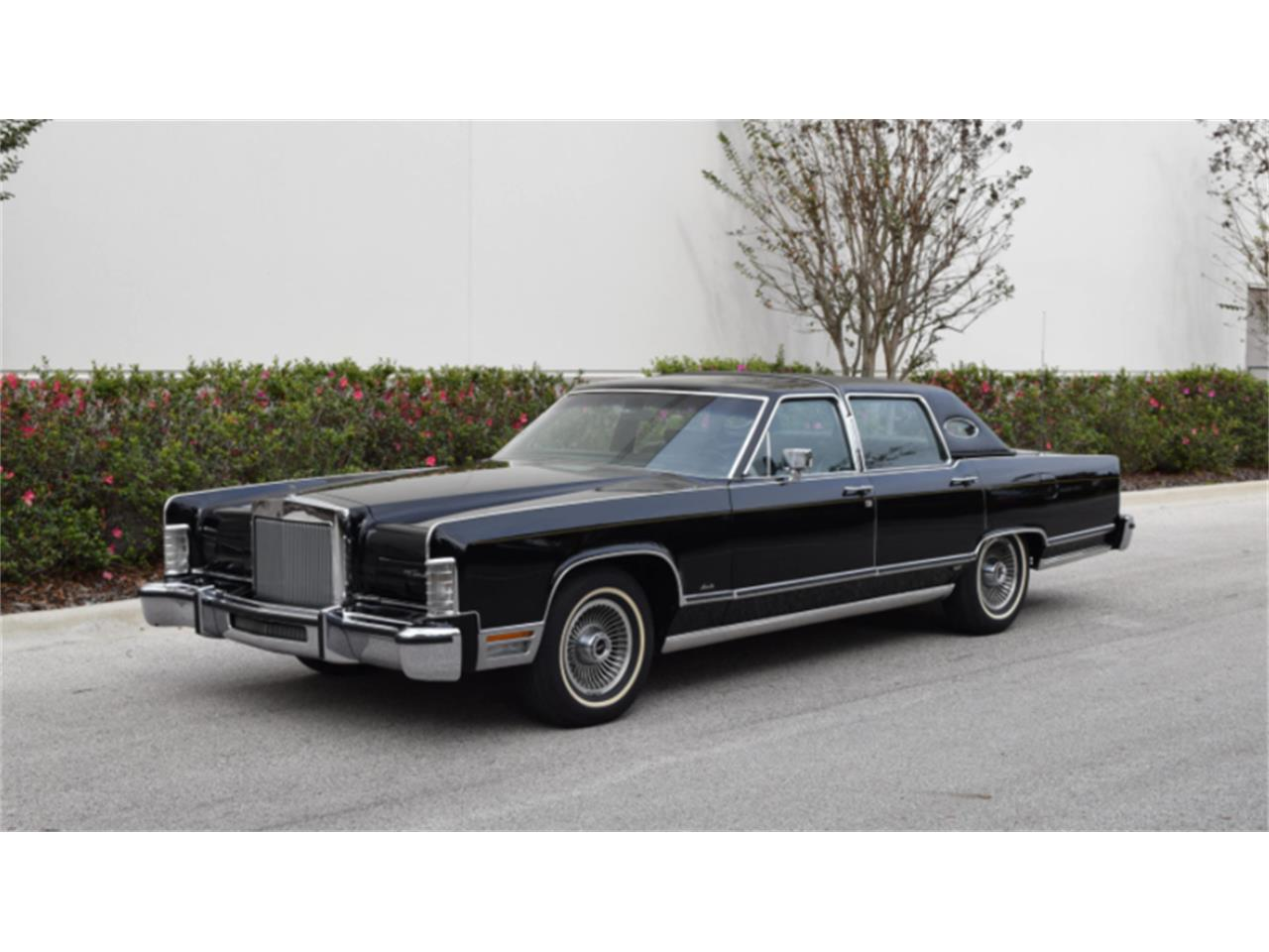 1979 Lincoln Town Car For Sale Cc 1092720 1941 Large Picture Of 79 Nf5c
