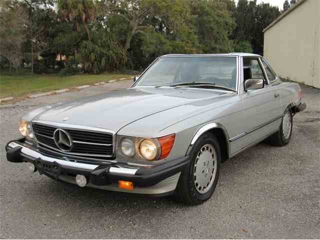 Picture of '89 560SL - NF5J