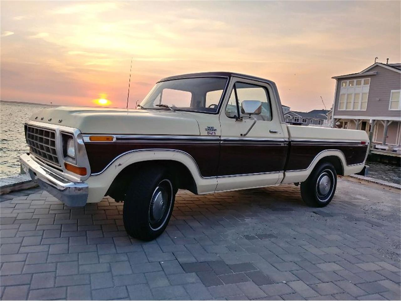 Large Picture of '78 F100 - NF5L