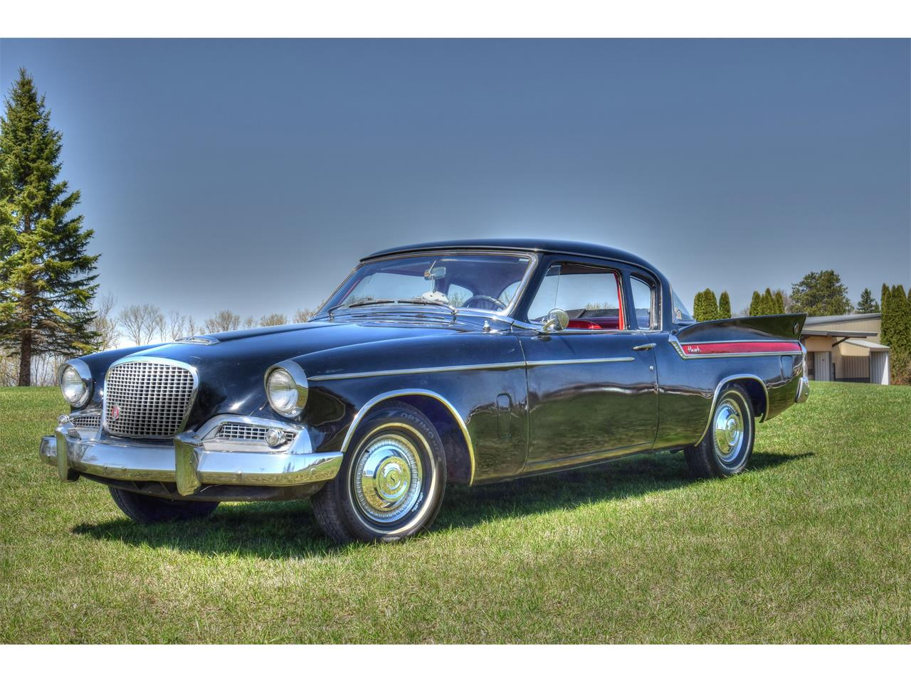 Large Picture Of 61 Studebaker Hawk Located In Watertown Minnesota